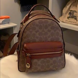 Used mini coach backpack